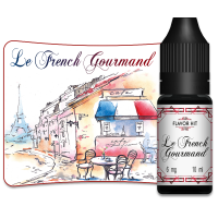 LE FRENCH GOURMAND - 10ML - FLAVOR HIT