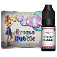 FREEZE BUBBLE - 10ML - FLAVOR