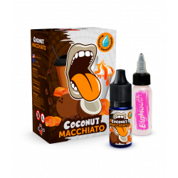 BIG MOUTH - COCONUT MACCHIATO - LE GOUT DE LA VAP