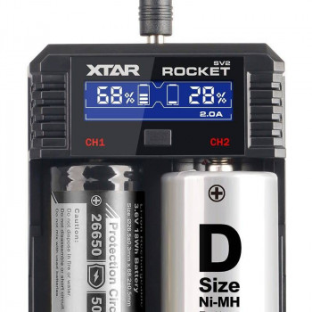 CHARGEUR SV2 ROCKET XTAR