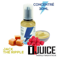JACK THE RIPPLE 30ML AROME CONCENTRE T JUICE