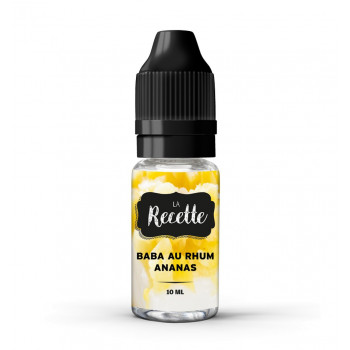 AROME CONCENTRE BABA AU RHUM ANANAS 10ML