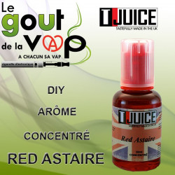 RED ASTAIRE 30ML AROME CONCENTRE T-JUICE