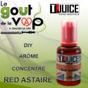 ARÔME CONCENTRÉ RED ASTAIRE 30 ML DIY - LE GOUT DE LA VAP