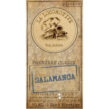 SALAMACA 50ML PAR LA LOCOMOTIVE - LE GOUT DE LA VAP