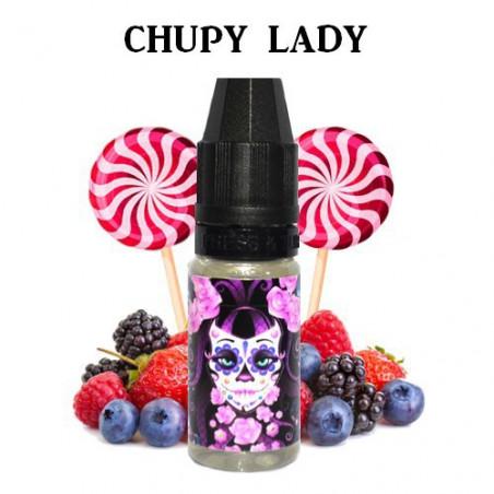 AROME CONCENTRE CHUPY LADY EN 10 ML LADYBUG JUICE - LE GOUT DE LA VAP