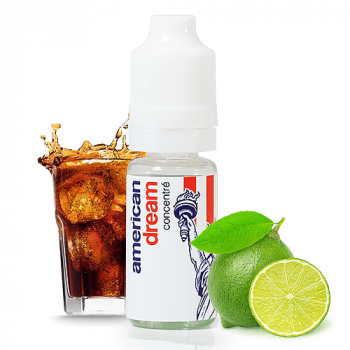 CONCENTRE AMERICAN DREAM 10ML SOLANA - LE GOUT DE LA VAP
