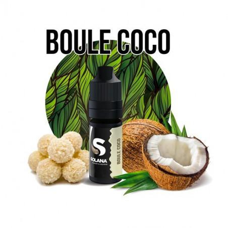 CONCENTRE BOULE COCO 10ML SOLANA - LE GOUT DE LA VAP