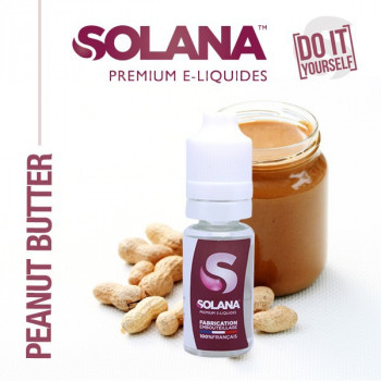CONCENTRE PEANUT BUTTER 10ML SOLANA