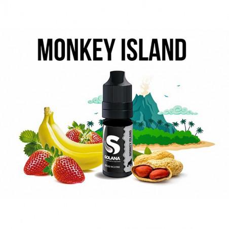 E-LIQUIDE MONKEY ISLAND 10ML SOLANA - LE GOUT DE LA VAP