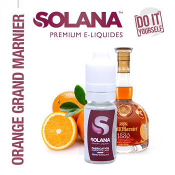 CONCENTRE ORANGE GRAND MARNIER 10ML SOLANA - LE GOUT DE LA VAP