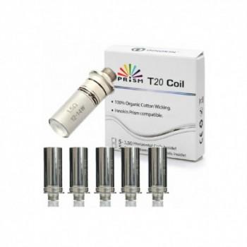 PACK DE 5 RESISTANCES PRISM T20 INNOKIN EN 1.5 OHMS