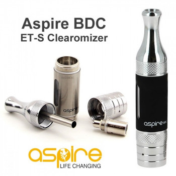 Clearomiseur ET-S BVC 3ml Aspire