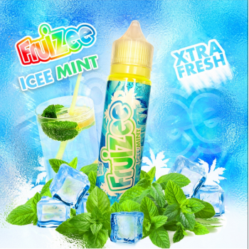ICE MINT FRUIZEE XTRA FRESH 50ML 0 MG