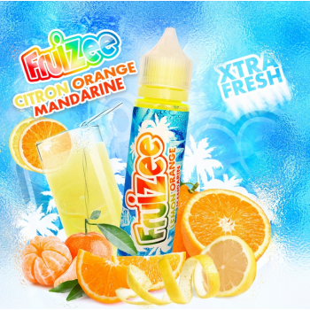 CITRON ORANGE MANDARINE FRUIZEE 50ML 0 MG
