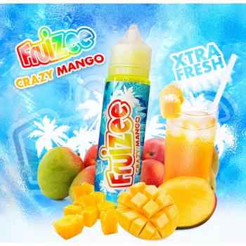CRAZY MANGO FRUIZEE XTRA FRESH 50ML 0 MG