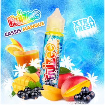 CASSIS MANGUE FRUIZEE 50ML 0 MG