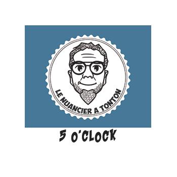 5 O'CLOCK - E-LIQUIDE