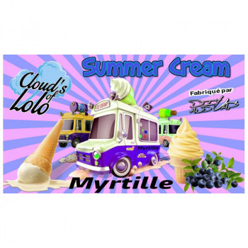CONCENTRE SUMMER CREAM MYRTILLE 10 ML