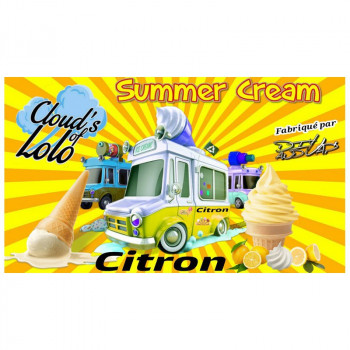CONCENTRE SUMMER CREAM CITRON 10 ML