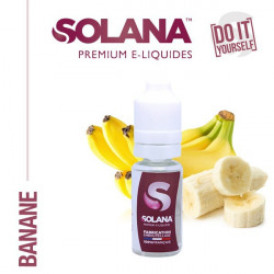 CONCENTRE BANANE 10ML SOLANA