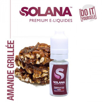 CONCENTRE AMANDE GRILLEE 10ML SOLANA