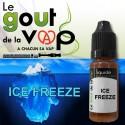 ICE FREEZE RECHARGE E-LIQUIDE