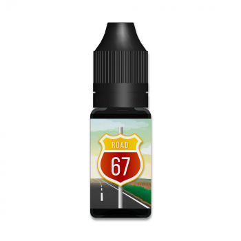 ROAD 67 10ML E-LIQUIDE FLAVOR HIT - LE GOUT DE LA VAP