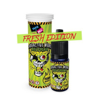 AROME CONCENTRE RADIOACTIVE WORMS - JUICY PEACH FRESH EDITION - CHILL PILL