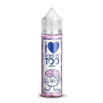 I LOVE DONUTS TOO 50ML MAD HATTER - LE GOUT DE LA VAP