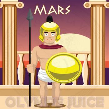 MARS 50ML OLYMPE JUICE E-LIQUIDE - LE GOUT DE LA VAP