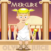 MERCURE 50ML OLYMPE JUICE