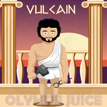 VULCAIN 50ML OLYMPE JUICE