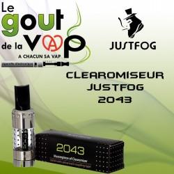 ATOMISEUR JUST FOG 2043 - LE GOUT DE LA VAP