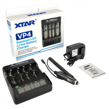 Chargeur VP4 Xtar Light Full kit
