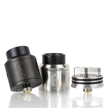DRIPPER GOON 25MM RDA - 528 CUSTOM VAPES - LE GOUT DE LA VAP
