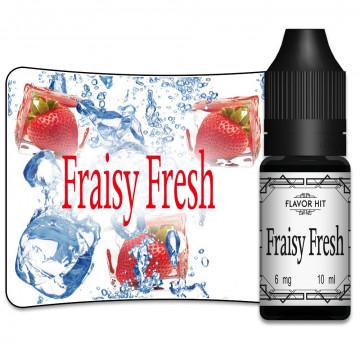 FRAISY FRESH - E-LIQUIDE 10ML - FLAVOR HIT - LE GOUT DE LA VAP