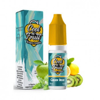 GOLDEN DRIZZ E-LIQUIDE COOL N'FRUIT - ALFALIQUID - LE GOUT DE LA VAP