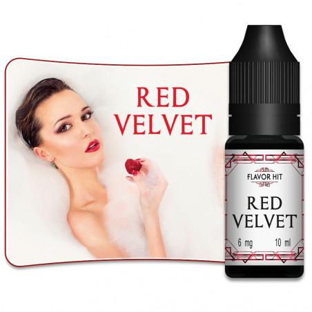 RED VELVET - E-LIQUIDE 10ML - FLAVOR HIT - LE GOUT DE LA VAP