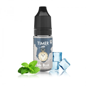 MR BLUE 10ML TIMER HIT - E.TASTY - LE GOUT DE LA VAP