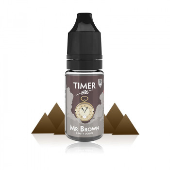 MR BROWN 10ML TIMER HIT - E.TASTY