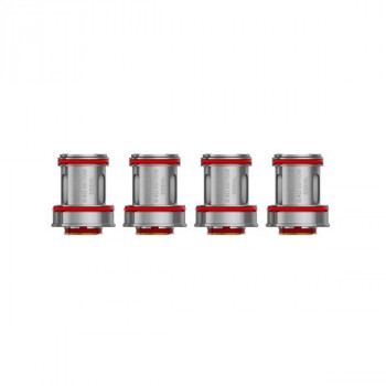 PACK DE 4 RESISTANCES POUR CROWN 4 UWELL
