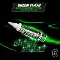 GREEN FLASH 80ML VAPORIGINS E-LIQUIDE VAPE 47 RECHARGE CIGARETTE ELECTRONIQUE