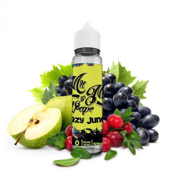 CRAZY JUNGLE 50ML MR & MRS VAPE