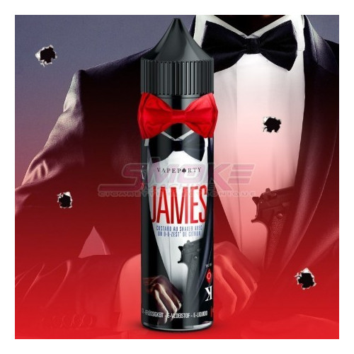 E-LIQUIDE JAMES 50ML SWOKE