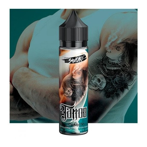 E-LIQUIDE TATTOO 50ML SWOKE