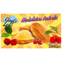 E-LIQUIDE MADELEINE ACEROLA 50ML CLOUD'S OF LOLO E-CIGARETTE