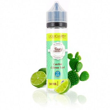 CACTUS CITRON VERT 50ML TASTY COLLECTION