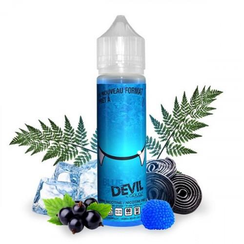 BLUE DEVIL 50ML E-LIQUIDE AVAP