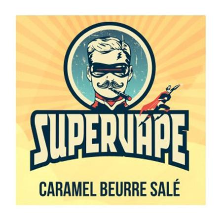 Caramel beurre salé 10 ml ARÔME CONCENTRE DIY SUPERVAPE - LE GOUT DE LA VAP